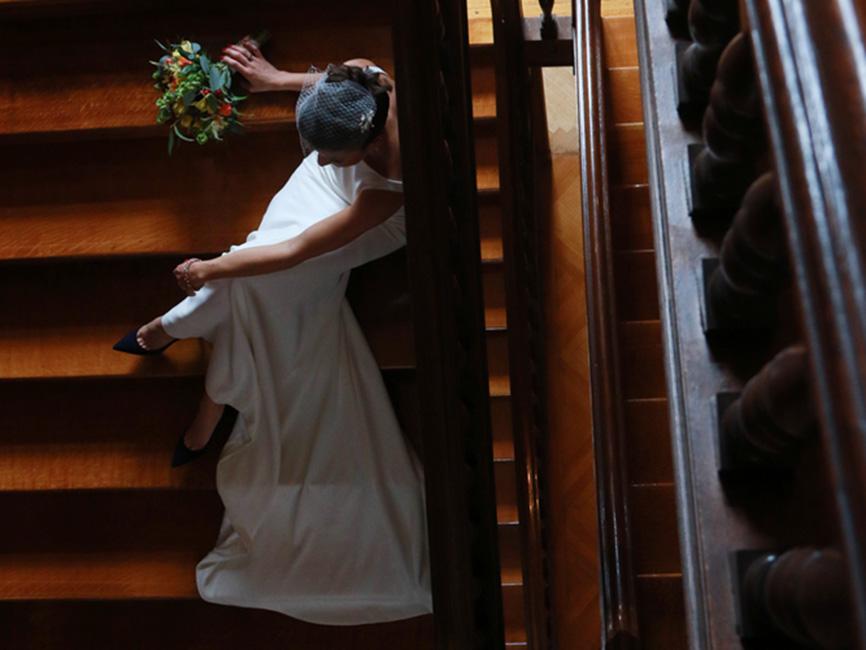 Rutherfurd Hall Wedding