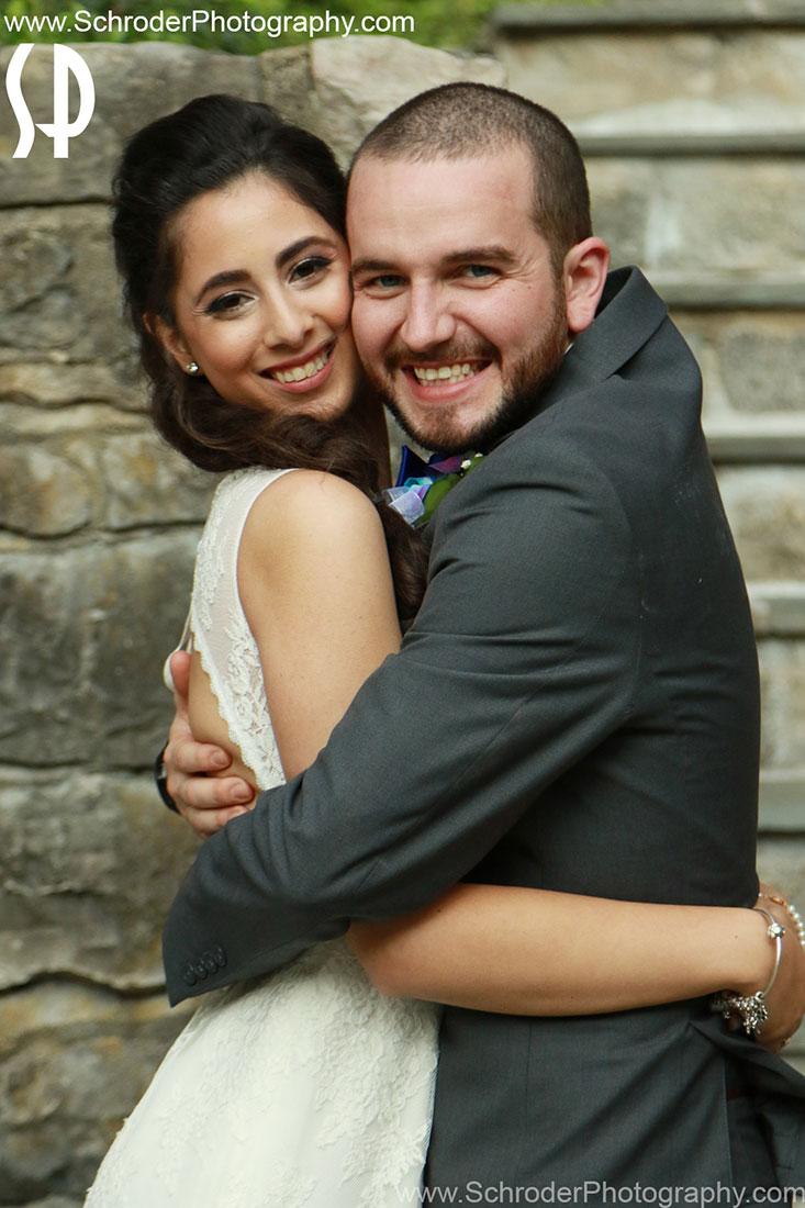 Olivia and Bryan