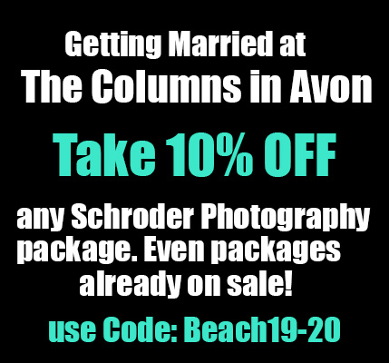 Wedding Sale at the Columns
