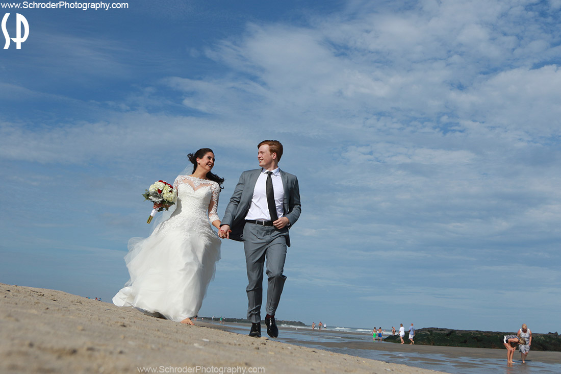 Wedding Photos in Avon by the Sea