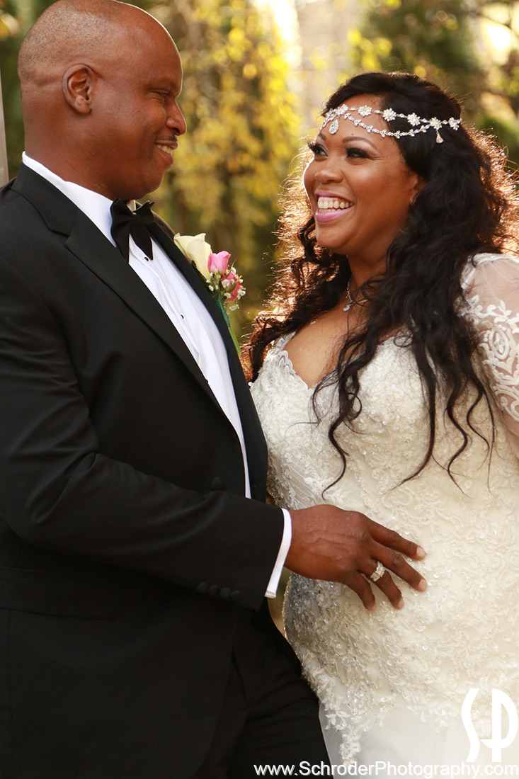 Thanks Tracye and Eric for having me capture your wedding day!