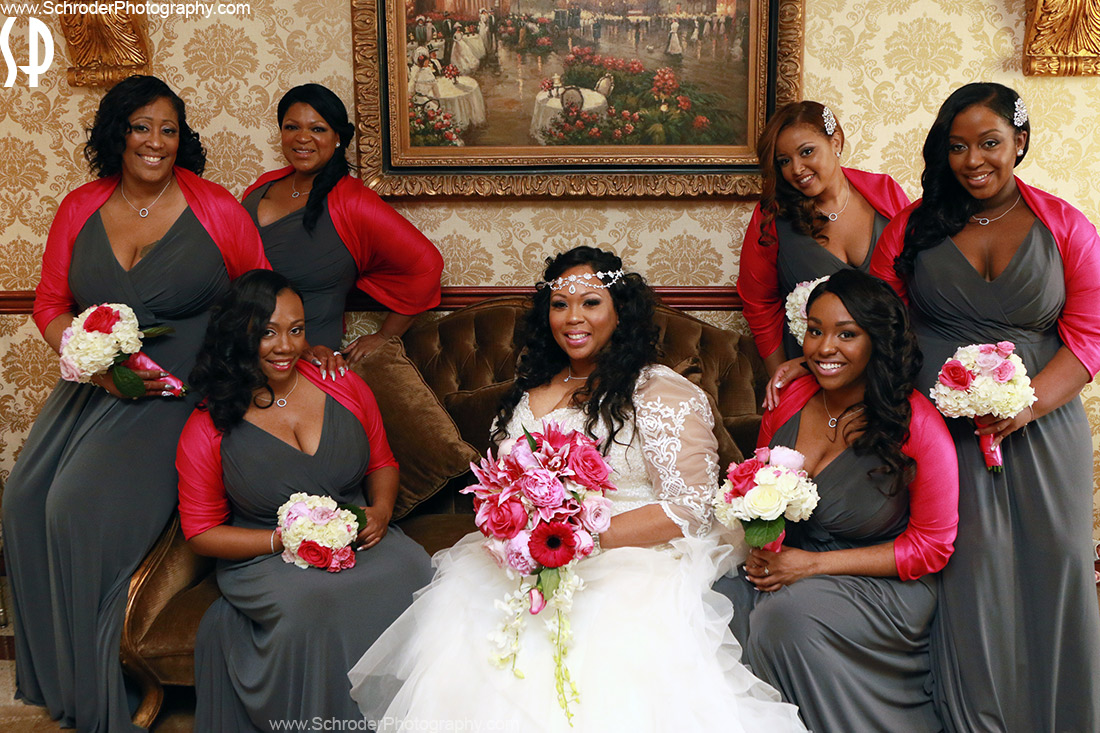 Tracye and her Ladies