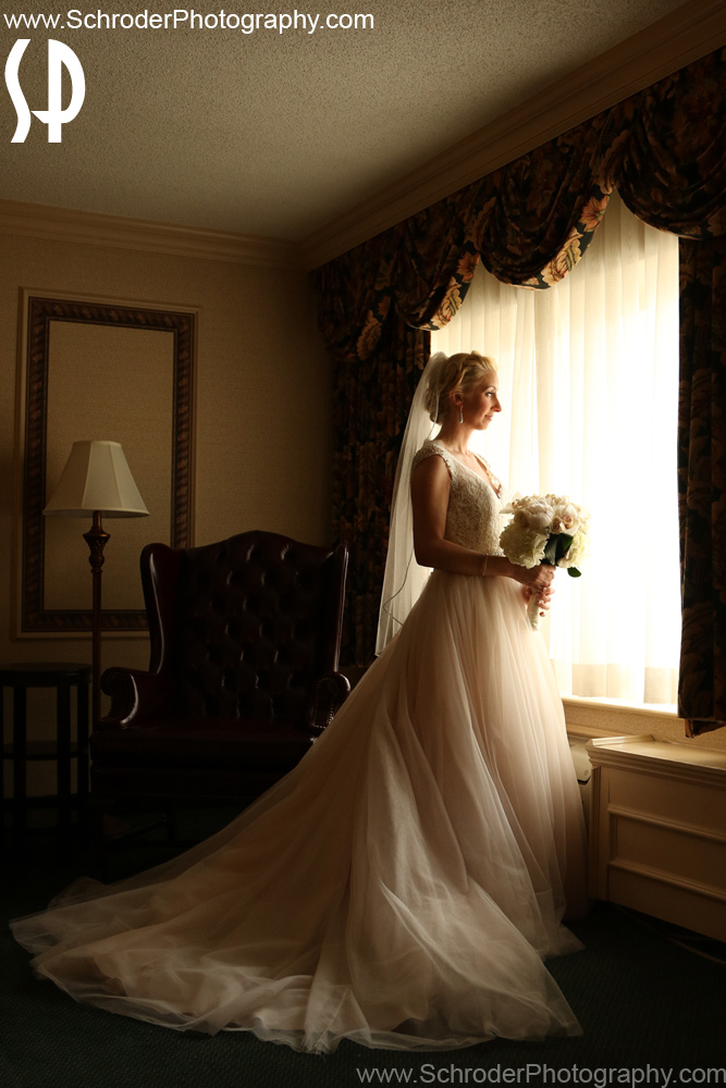 The Bride at the Madison Hotel