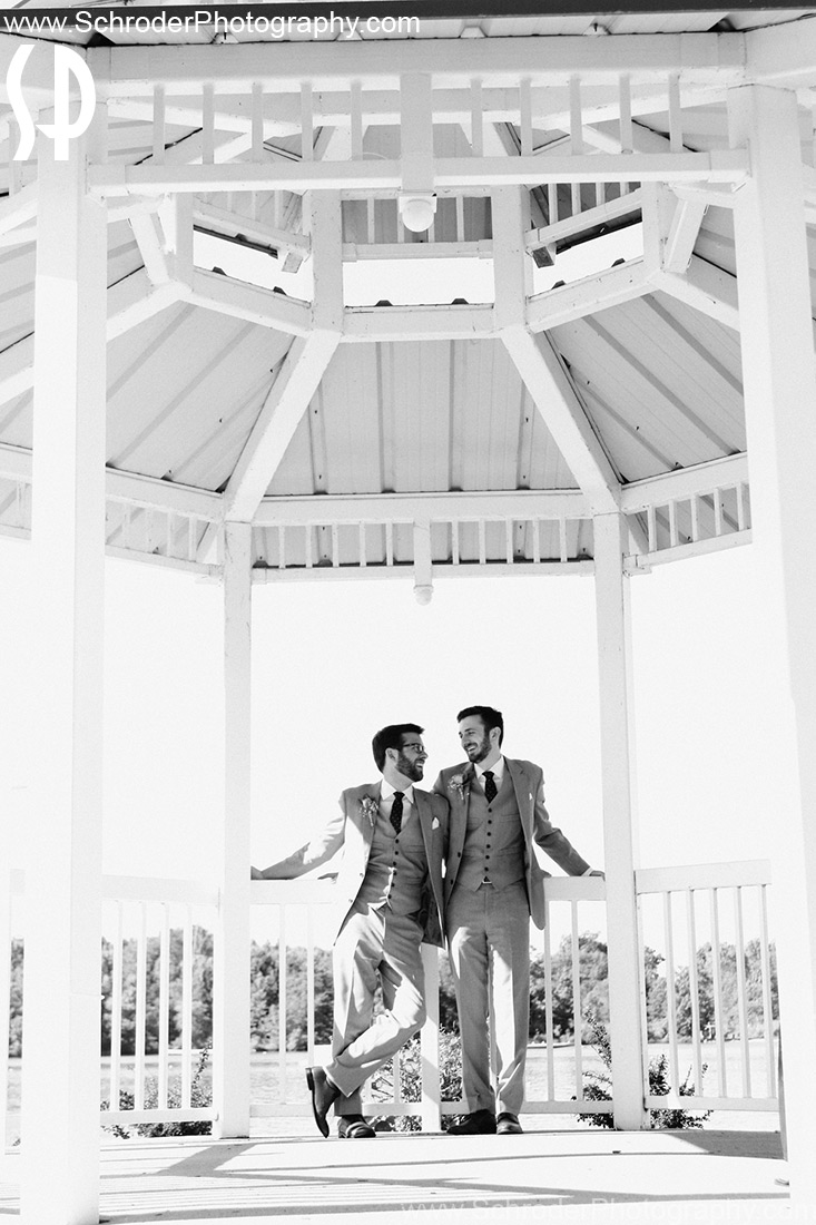 Quinton and Ryan, thanks for having me photograph your day!
