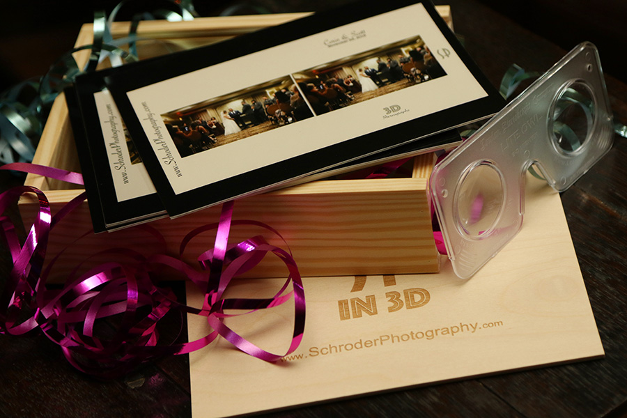 Weddings in 3d